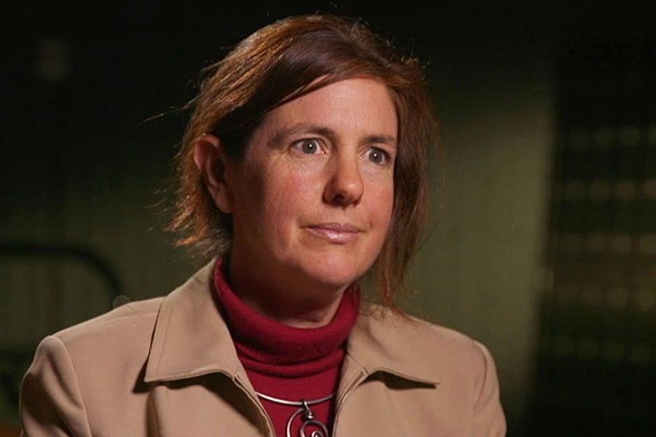 Dr Michelle McCann (ABC News)